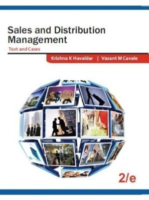Sales and distribution management by havaldar
