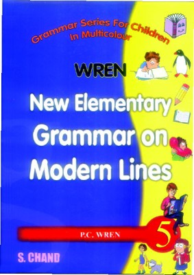 Buy New Elementary Grammar on Modern Lines 01 Edition: Book