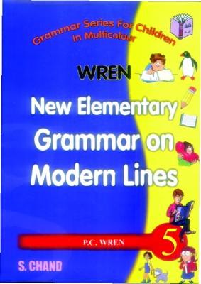 Buy NEW ELEMENTARY GRAMMAR ON MODERN LINES (English) 01 Edition: Book