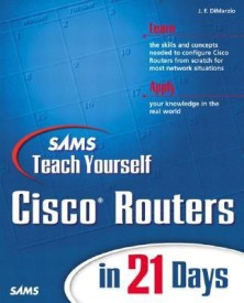 Sams Teach Yourself Cisco Routers in 21 Days (English) (Paperback)