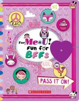 For Me & U! Fun for Bffs (English): Book