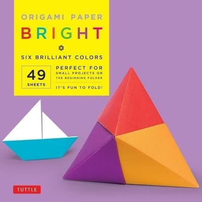 Buy Origami Paper Bright (English): Book