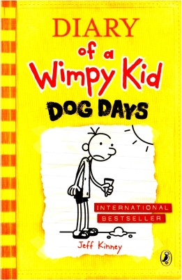 Buy Diary of a Wimpy Kid: Dog Days (Book 4) : Dog Days (Book 4) (English): Book