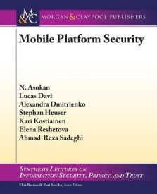 Mobile Platform Security (English) (Paperback)
