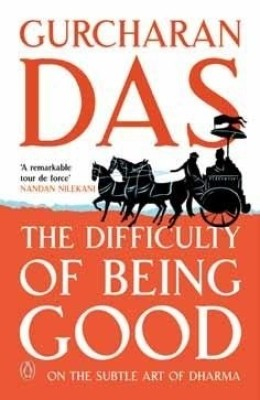 The Difficulty of Being Good: On the Subtle Art of Dharma price comparison at Flipkart, Amazon, Crossword, Uread, Bookadda, Landmark, Homeshop18