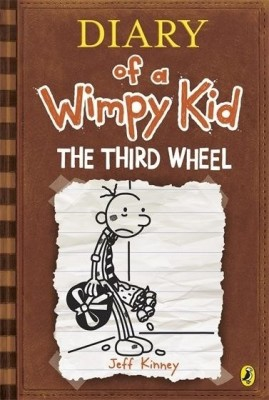 Buy Diary of a Wimpy Kid: The Third Wheel HB (English): Book