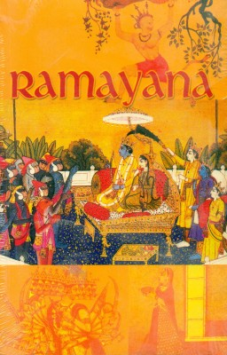 Buy Ramayana: Epic of Ram, Prince of India: Book