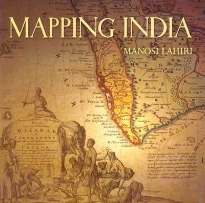 Buy Mapping India: Book
