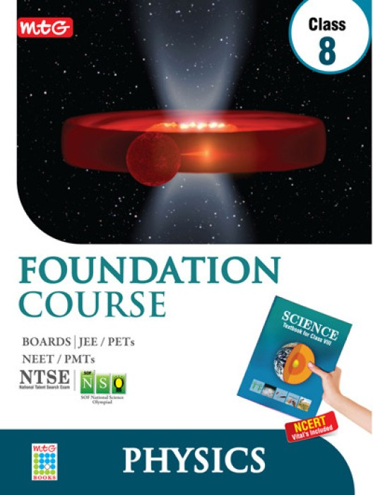 NTSE National Talent Search Exam Foundation Course: Physics (Class - 8) price comparison at Flipkart, Amazon, Crossword, Uread, Bookadda, Landmark, Homeshop18