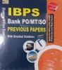 Previous Papers IBPS: Common Written Exams for Bank PO/MT with Detailed Solutions (English)