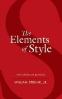 Elements of Style (English) Original  Edition: Book