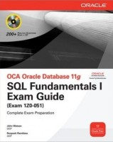 Oca Oracle Db 11G:Sql Funda Exam 1Z0-051 (English) 1st  Edition: Book