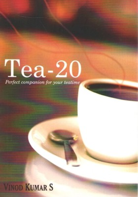 Buy Tea-20: Perfect companion for your teatime: Book