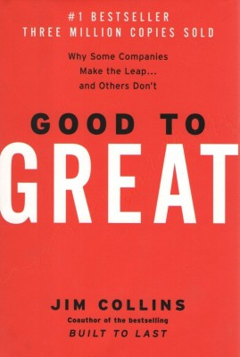 Buy Good to Great : Why Some Companies Make the Leap...And Others Don't: Book