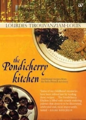 The Pondicherry Kitchen price comparison at Flipkart, Amazon, Crossword, Uread, Bookadda, Landmark, Homeshop18
