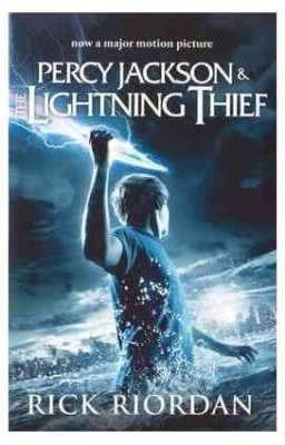 Buy Percy Jackson and the Lightning Thief: Book