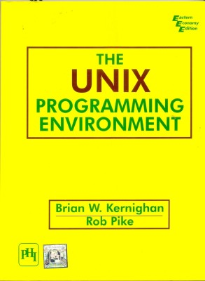 Buy The UNIX Programming Environment (English) 1st Edition: Book