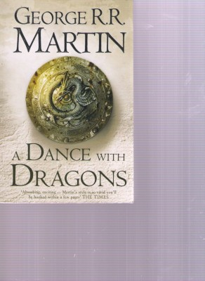 Buy A Dance With Dragons by martin george r r|author;-English-Voyager-Paperback (English): Book