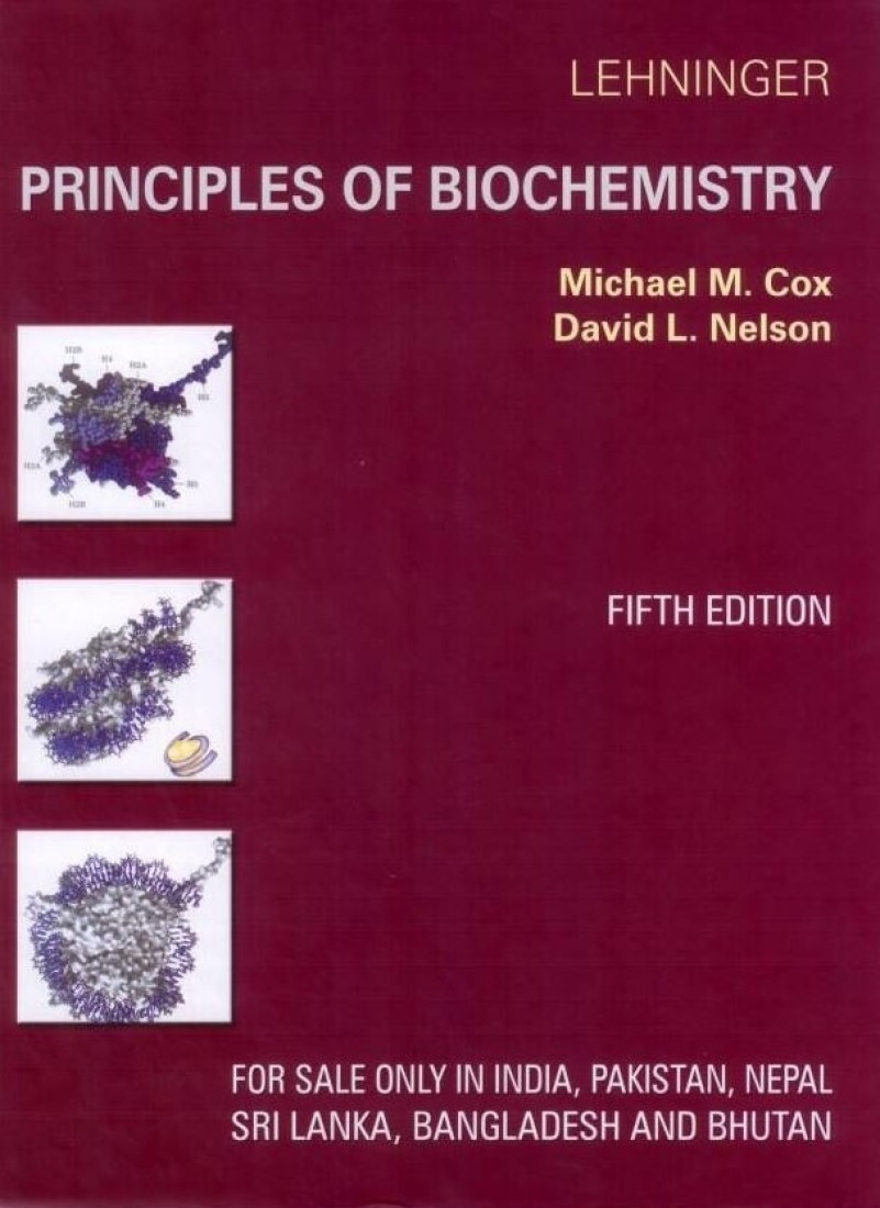 nelson cox lehninger principles of biochemistry 5th edition pdf