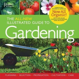 The All New Illustrated Guide to Gardening (English) (Hardcover)