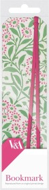 If by Chitra V & As Michaelmas Daisy Paperback Bookmark