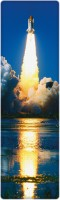 That Company Called If National Geographic - Space Shuttle Discovery 3D Bookmark (National Geographic, Multicolor)