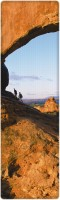That Company Called If National Geographic - Arches National Park 3D Bookmark (National Geographic, Multicolour)
