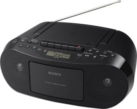 Sony CFD-S50 Boom Box