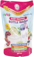 Farlin Natural Baby Bottle Wash 700 Ml (White)