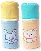 Chinmay Kids Multicolours Bottle Covers (Multicolours)