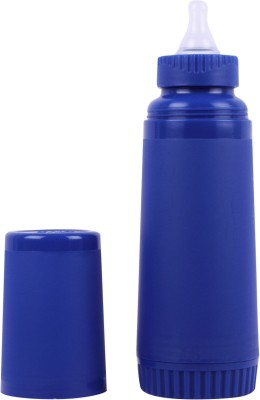 Farlin Un-Breakable Insulated Feeding Bottle 250 Cc Fast Flow Nipple (Pack Of 1 Nipple)