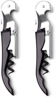 Rudham 5002 Wine Puller Corkscrew Beer Can Bottle Opener (Pack Of 2)