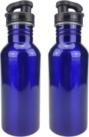 French Twins Concord 500 Ml Bottle (Pack Of 2, Blue)