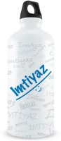 Hot Muggs Me Graffiti Bottle - Imtiyaz 750 Ml Bottle (Pack Of 1, White)
