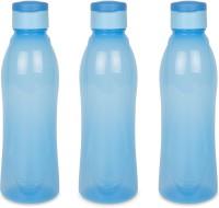 Cello Fresca Flip 1000 Ml Bottle (Pack Of 3, Blue)