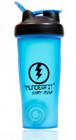 THUNDERFIT FITNESS EXECUTIVE PROTIEN CUP 750 Ml Shaker, Sipper, Bottle (Pack Of 1, Blue)