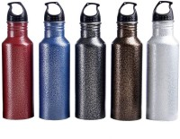 Pexpo PXPAWRBCS 750 Ml Bottle (Pack Of 5, Antique Red ,Antique Blue,Antique White, Antique Copper, Antique Silver)