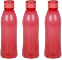Cello Fresca Flip 1000 Ml Bottle (Pack Of 3, Red)