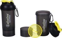 IShake 019 600 Ml Bottle (Pack Of 1, Soot Yellow)