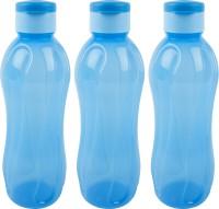 Cello Aqua Flip 1000 Ml Bottle (Pack Of 3, Blue)
