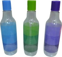 Aquapet Mini Cheers 500 Ml Bottle (Pack Of 3, Blue, Green, Purple)