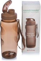 Handyware Flip-Flop 550 Ml Bottle (Pack Of 1, Brown)