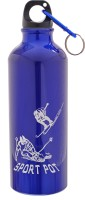 Avenue SportsbottleBlue 500 Ml Bottle (Pack Of 1, Blue)