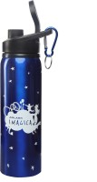 Imagica Silhouette With Star Fc Ss 750 Ml Sipper (Pack Of 1, Blue)