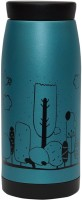Polo Lifetime 12 Hours Hot/Cold Designer 500 Ml Flask (Pack Of 1, Blue)