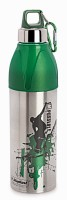 Bluplast Flo 440 Ml Bottle (Pack Of 1, Green)