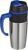 ShadowFax RUBBER GRIP SIPPER WITH HANDLE 500 Sipper (Pack Of 1, Blue)