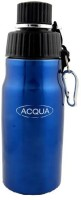 Acqua Sports Water Bottle 600 Ml Flask (Pack Of 1, Blue)