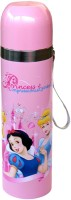 Scrazy Mouse Stainless Steel Water Bottle With Vacum Cup Pink 500 Ml Bottle, Sipper, Flask (Pack Of 1, Pink)