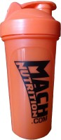 Mach Nutrition PP5 650 Ml Shaker (Pack Of 1, Orange)